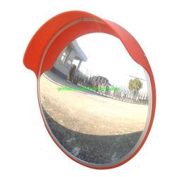 Vue arrière de la sécurité du trafic incurvée miroir convexe en plastique pour la vente