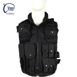 Vest van de Politie van het Gevecht van de anti-Steek van de Douane van de bescherming het Waterdichte Ballistische Militaire Tactische
