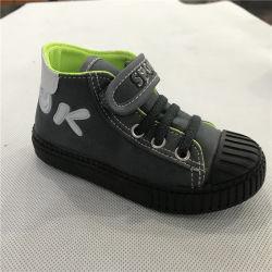 魔法テープ(HH19725-9)が付いているほとんどの普及した方法子供の注入の偶然靴のズック靴