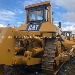 Используется Caterpillar бульдозер гусеничный трактор Cat D8r бульдозеров цена нового