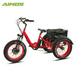 صنع وفقا لطلب الزّبون 2019 عمليّة بيع حارّ يطوي درّاجة ثلاثية كهربائيّة مع [250و] إلى [750و] يعشّق محرّك