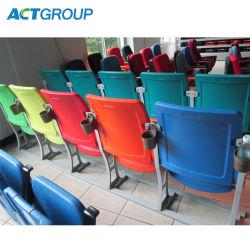El estadio de portavasos silla plegable, Portavasos de plástico hasta la punta de los asientos del estadio