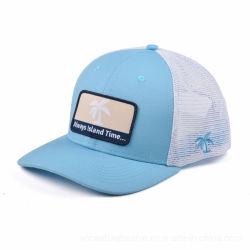De alta calidad de la moda Gorra 6 paneles de malla de camionero Hat Cap