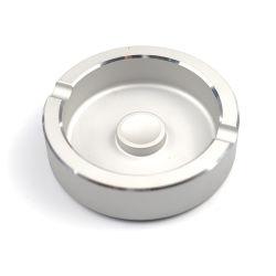 Китай индивидуальные Precision металлическую пепельницу с логотип