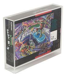 Durável em acrílico transparente Caixa de jogos para armazenamento de jogos de vídeo