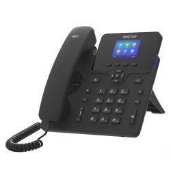 도매업자 Poe RJ45 VoIP 전화 HD 음성 IP 전화