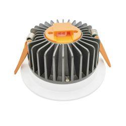 Scheinwerfer IP44 PFEILER LED der Bohnen-10With15With20With25With30With40With50W des Winkel-60degree/90degree CRI>80/90 Sdcm<3 Blendschutz-unten Lampe