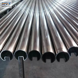 Tubi di forma irregolare 304 acciaio inox