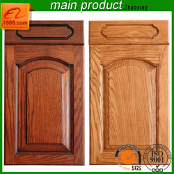 Solid Wood와 Wooden Grain를 가진 최신 Sale Kitchen Cabinet