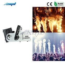 LED 2000W Multi-Angle Máquina de Nevoeiro/Equipamentos de efeitos especiais