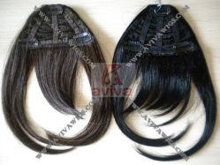Cabelo humano Bang Pony Tail Acessórios de cabelo (AV-HB01A)