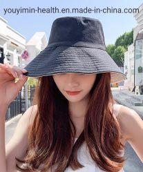 Cappello della benna di estate di promozione dell'OEM per le donne