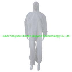 Tuta/indumenti da lavoro di protezione medica monouso