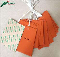 110V 150W электрический силиконового каучука топливный фильтр нагреватели