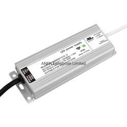 UL GS en 61347 zugelassenes 60W maximales Soem IP67 imprägniern Stromversorgung 12V 5A, 24V 2.5A wasserbeständiger LED Fahrer des Beleuchtung-Transformator-
