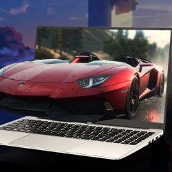 学生向けゲーム用ノートブック PC 工場価格超薄型 15.6 インチノートブック PC インテル Core i7 ( Mx130 2GB 専用グラフィックカード搭載