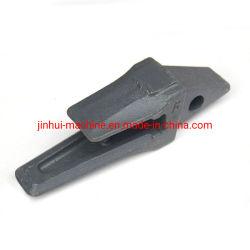 Diente de la cuchara excavadora soporte para DX180 DX220 DX225 maquinaria de construcción