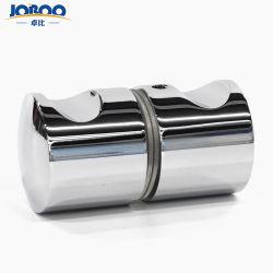 金属の引きは浴室のためのガラスドア・ノブを扱う
