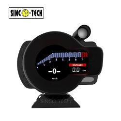 계기 속도 기록계 전압 후원 속도계를 경주하는 Sincotech Do916 센서 장비 두 배 스크린 디지털
