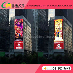 P25 a todo color exterior de la pantalla LED de vídeo para promoción