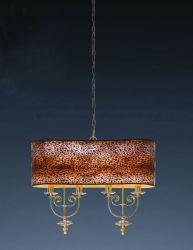 Modern hängende Lampe (H-2971A) Leopard-Drucken