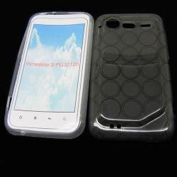 Fall des Kreis-TPU für HTC unglaubliches S S 710 e. G. 11