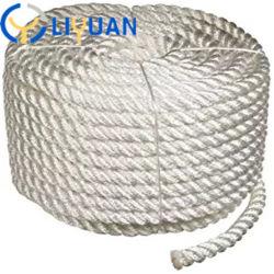 Protección UV 3 filamentos de poliéster trenzado de cuerda de embalaje cable
