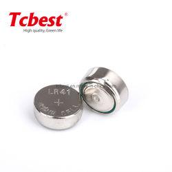 Embalagem personalizada 1,5V AG3 LR41 AG4 AG10 AG13 LR1130 LR44 1,5V Zn/Mno2 Pilhas Alcalinas de Pilha tipo botão AG3 Botão Alcalinas pilha tipo moeda para assistir