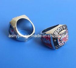 반지, 주문 아연 합금 사기질 반지