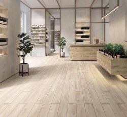 El diseño de madera de la naturaleza suelo rústico mosaico de Materiales de Porcelana