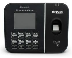 De nieuwe Opkomst van de Tijd van de Vingerafdruk van de Wijze Verifcation van het Ontwerp Veelvoudige Biometrische