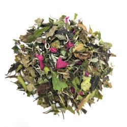 Les chinois à base de plantes naturelles Rose Thé blanc pour la beauté de la peau