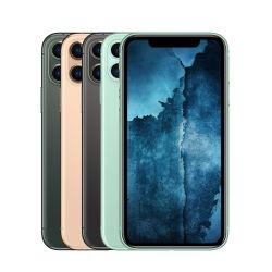 جهاز iPhone 64G سعة 128 جيجا بايت في اليد الثانية غير مقفل بواسطة 11 PRO Max هاتف محمول من الفئة A+ الجودة