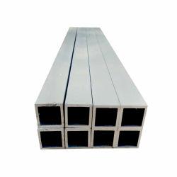 熱い販売陽極酸化された突き出されたアルミニウム管をはめ込む6000のシリーズ習慣