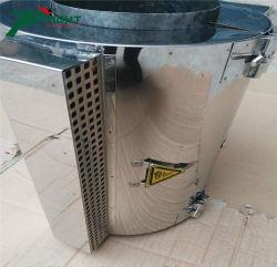 Canhão eléctrico Extrusor Banda de cerâmica aquecedores para máquina de injeção