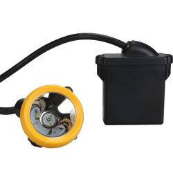 난조 친구 안전 LED 광업 Headlamp Kl8m. 더하기) 폭발 방지 플래쉬 등 Headlamp Reachageable 광업 빛 일을%s 방수 모자 램프