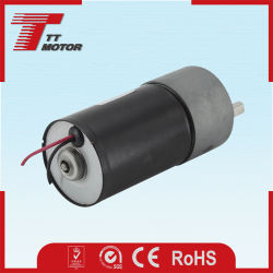 Unidades de disco óptico electrónico de íman permanente do motor de engrenagem de entrada DC