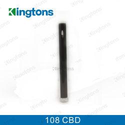 Kingtons望まれるコンパクトなボックスEタバコ108のVapeのペンのCbdオイルのエージェント