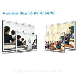 Tableau Blanc Interactif Yashi Multi Touch 55 à 98 pouces LCD