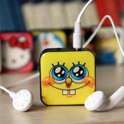 Высокое качество MP3-плеер с пользовательский цвет