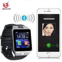タッチ画面が付いているベストセラーの安くスマートな腕時計Dz09 - V27
