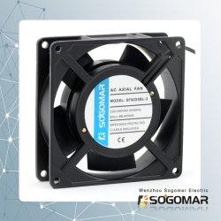 Электровентилятор системы охлаждения двигателя 92X92X25мм 220V 12W 2800rppm с низким уровнем шума