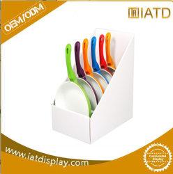 Pop POS cartone carta corrugata countertop display PDQ per Pan