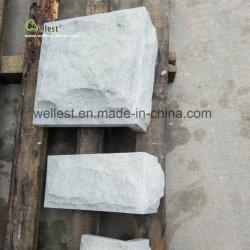 طيّبة [س157] بيضاء حجر رمليّ فطر جدار [كلدّينغ] وغطاء قرميد
