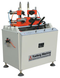 De Schoonmakende Machine van de Hoek van de V-vormige inkeping van het Venster van pvc