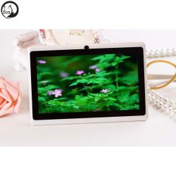 Rk3126 processador Quad Core 1+8GB de memória da função WiFi Bluetooth Oemodm Novo computador tablet 7 polegadas Personalizado