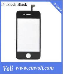 Het mobiele Scherm van de Aanraking van de Telefoon voor iPhone 4 Zwarte