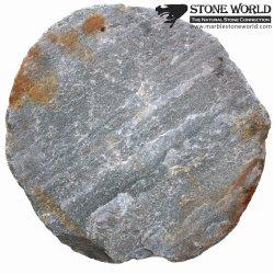 De natuurlijke Grijze Steen van de Stap voor het Bedekken/Stappen Flooring/Garden (rs-008)