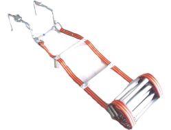 Nouvelle échelle de corde de sauvetage en alliage aluminium, Al Ladder