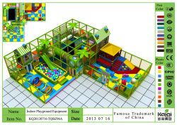 Kaiqiは媒体大きさで分類したIndoor Soft Play Playground Set - Many Colours (KQ20130716-TQBZ96A)のAvailableを